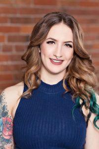 Vancouver stylist - Samantha