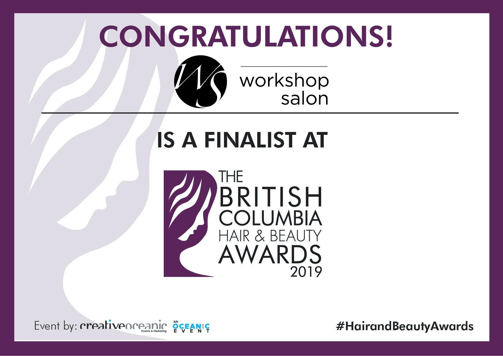 Vancouver Salon Award